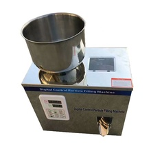 2-100g dry powder and particle weighing and filling machine