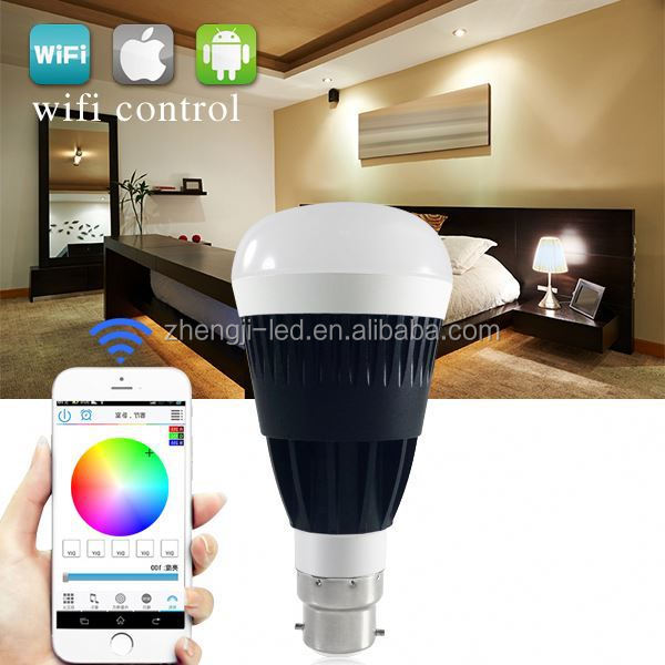 hot selling products,WiFi rgbw wifi replacement christmas mini light bulbs