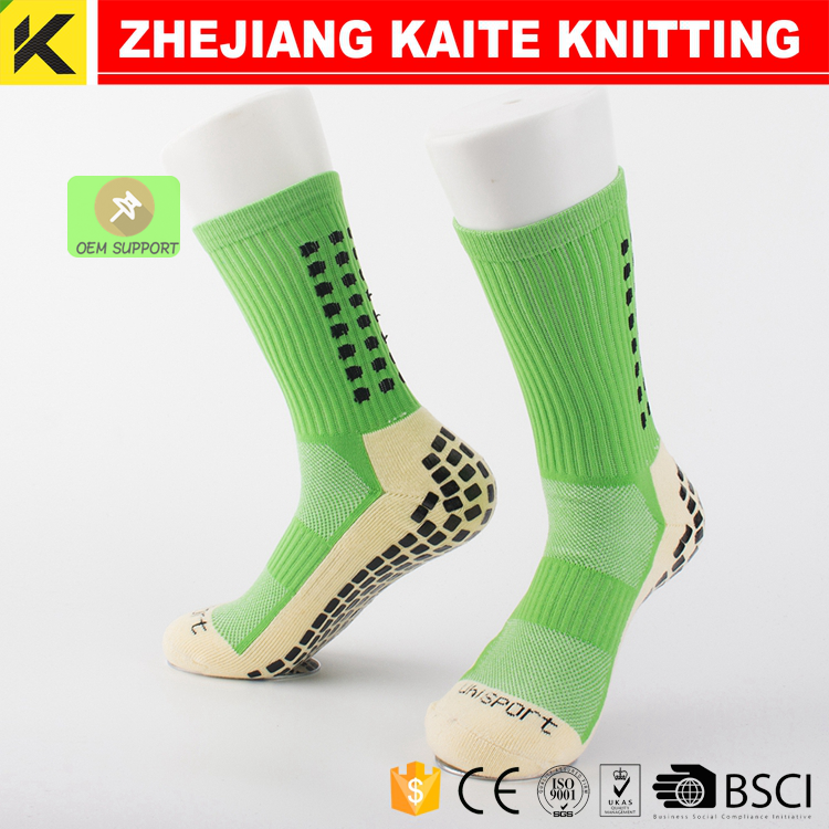 KT-2534 custom logo grip barre socks