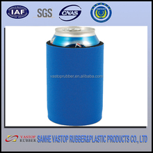 SGS 330ml, 500ml Promotional top Quality Custom Neoprene Can Cooler