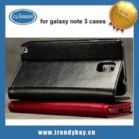 kld phone case, genuine leather cover for samsung galaxy note 3 cases