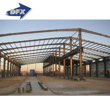 Low Cost Prefab Steel Structure Workshop Prefabricated Shed Warehouse Design