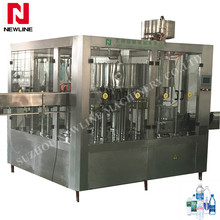 Automatic water bottling plant equipment