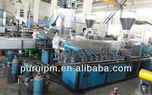 PA flakes pelletizing machine