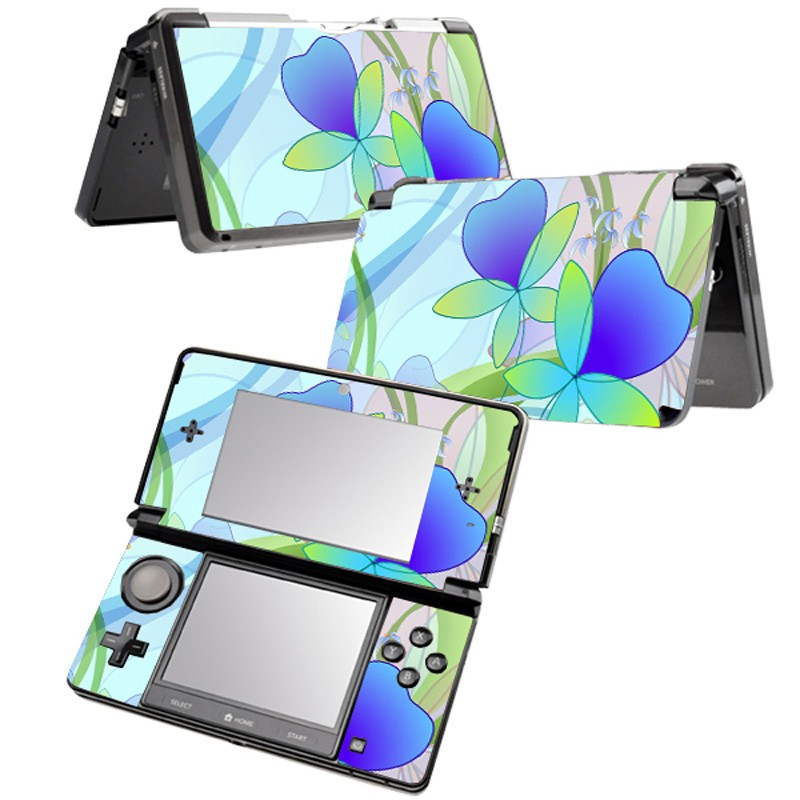 Game accessories best price skin decals for N3DS customized designs sticker for N3DS #TN-N 3DS-068