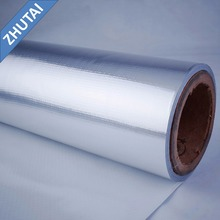 polypropylene aluminum foil insulation film reflective mylar lamination grade film