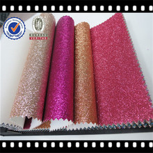 Glitter pu leather for bags, cover, notebook, shoes