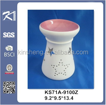 China supplier fragrance oil aroma diffusers wholesale ceramic aroma oil burner