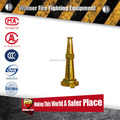 China newest style brass Fire Fighting Nozzle for fire fighting