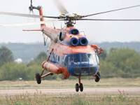 Russian Helicopters MI-8, MI-12