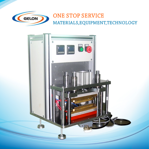 simple top and side sealing machine, Lithium battery pouch sealer for pouch cells/ top and side sealing machine in research lab