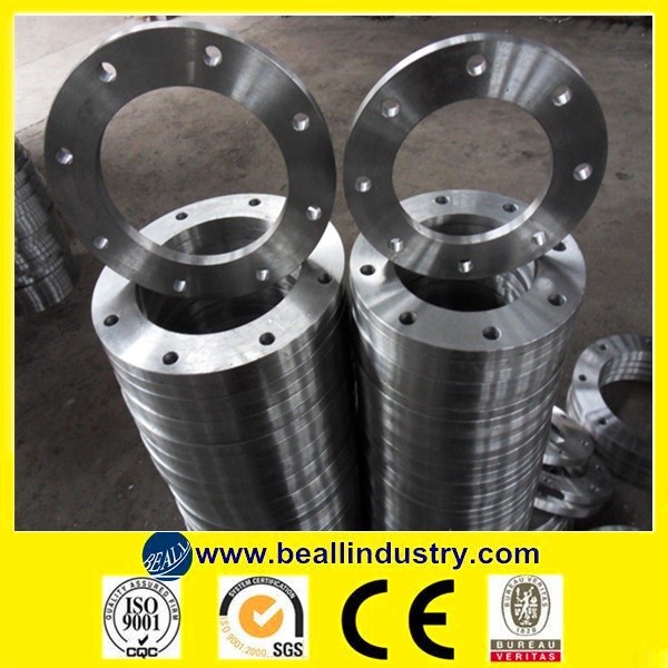 THREADED FLANGE RAISED FACE NPT THREADED CLASS 150 TO ANSI B16.5 MATERIAL TO ASTM A105N