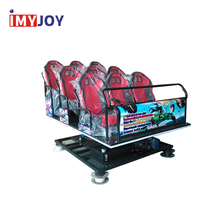 China Manufacturer hot sale 5d cinema theater equipment system