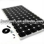 pv solar panel price 200w whole house solar power system dc to ac power solar system