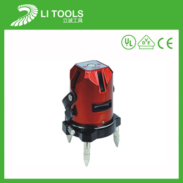 2015 End of year promotion Cheap Price Self-leveling Rotary Laser Auto Leveling Red beam Laser level