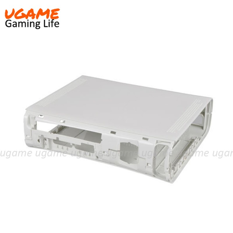 Replacement Full Housing Shell Case for Xbox360 Console White Color