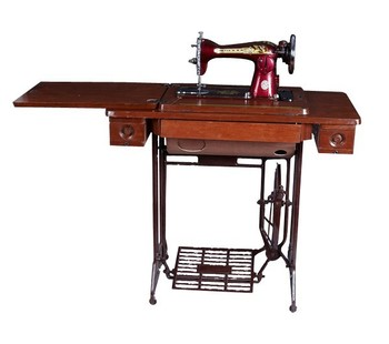 JA2-2 home use treadle type sewing machine device
