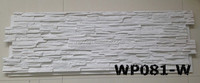 Polyurethane faux rock panel,,wall decoration panel,light weigh, DIY installation.