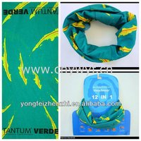 Hot selling custom design bandana pirat