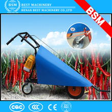 2018 multifunction harvester cotton straw rice tobacco mini harvester