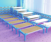 Wood And Plastic Children School Furniture