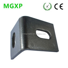 China Manufacture High Precision Metal Connecting L Bracket For Wood