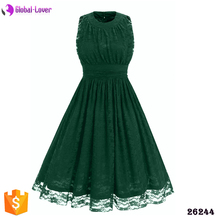 2017 ghana green lace dress styles special occasions prom dresses