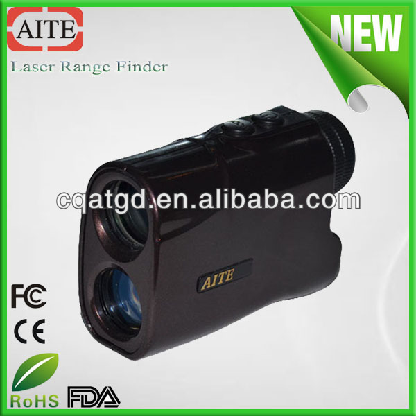 China manufacturer laser distance meter hunting for hunting or fishing
