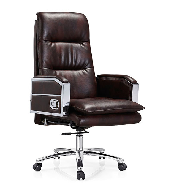Modern Design Pu leather Recliner Office Chair