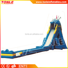 BIG BULA Inflatable Water Park For Sale, Giant Inflatable Water Slide For Adult, Hippo Inflatable Water Slide