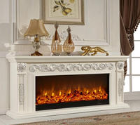 residential homes, clubs, hotels, villas, cafes decorative electric fireplace
