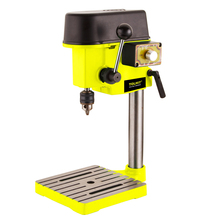 TOLHIT 6mm 100w Hobby Tools Small Portable Bench Drill Press Electric Mini Table Drills