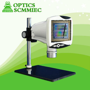 9inch LCD digital stereo microscope with HDMI output