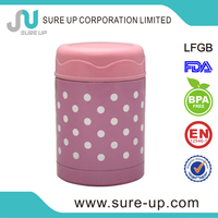 heat resistant personalized dog food container (csus)