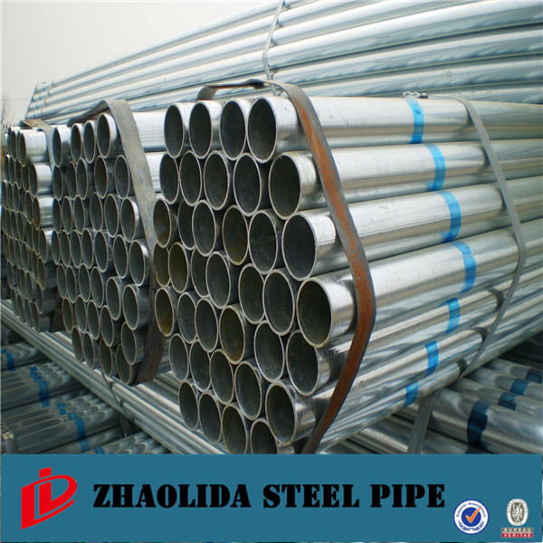 galvanized rigid steel conduit pipe tube
