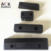 Rubber Wall Bumpers/EPDM Rubber Bumpers/Durable Rubber Dock Dumper