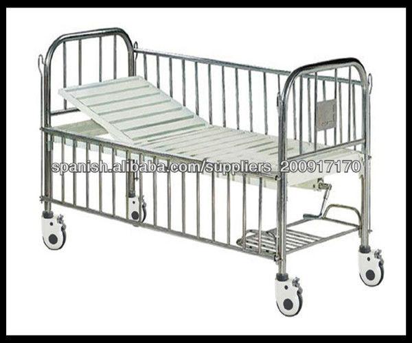A 47 hospital semi fowler cama para ni os plegable cama - Cama plegable ninos ...