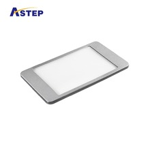 New design 6mm super thin square Led Cabinet Panel Light