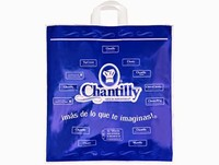 Eco Biodegradable Economical OEM Roto Gravure Printed LDPE Cheap Plastic Bag
