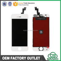 Strong incoming new original LCD digitizer for iphone 5S and wholesale at the bottom price