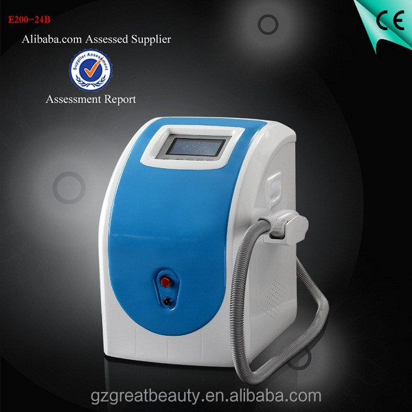 CE approved portable ipl /e-light machine/ipl machine spare parts