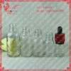 100ml clear glass oiler oil and vinegar cruet bottle liquid with dropper childproof cap tamper proof cap