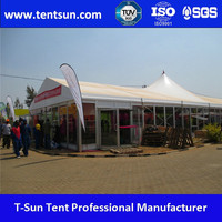 4 season glass wall wedding party tent for sale in Kenya