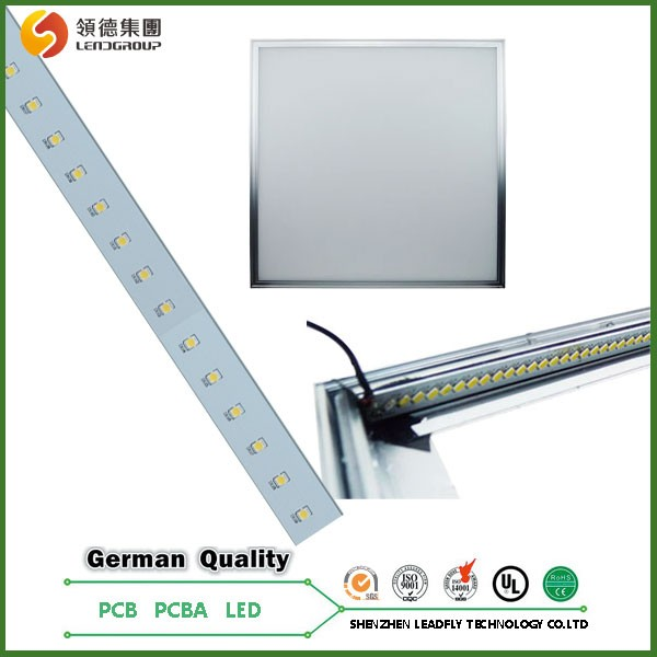 Hot sale !! aluminum pcb led with 2835Epistar led assembly for 36w panel light 600*600mm,CE&ROHS&UL, 10years pcb factory