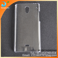 Transparent clear PC case for SoftBank Sharp AQUOS Crystal 305SHSharp AQUOS Crystal 305SH,Japanese phone case for 305sh