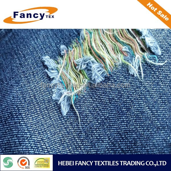 high quality close selvage denim fabric