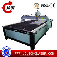 Chinese factory 1325 cnc plasma cutter with Start control system and THC for stainless steel Metal and Metallurgy Machinery