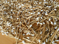 Factory recycled Bamboo toothbrush natural organic products wholesale