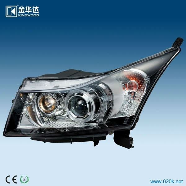 car hid headlights restoration for Chevrolet Cruze 2009-2013