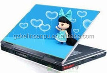 Hot sale anti-reflection back full Laptop skins 14.6""